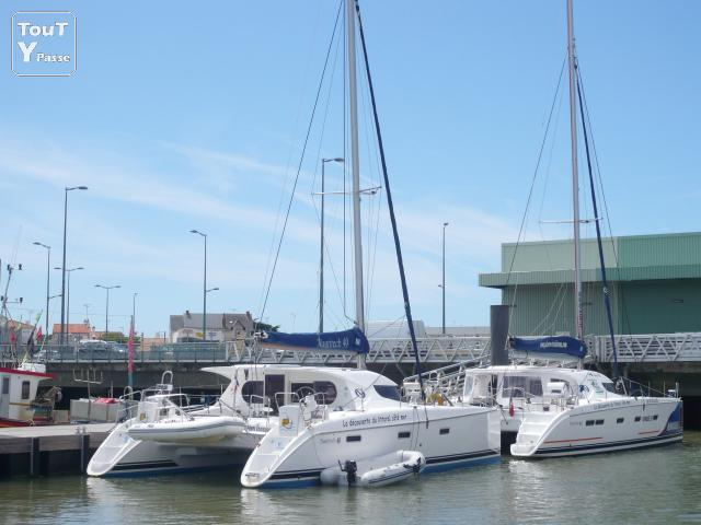 photo de Vends catamaran Nautitech 40 Cat. A de 2006