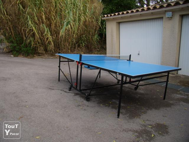 Table ping pong nueva int rieur d co - Table de ping pong exterieur occasion ...