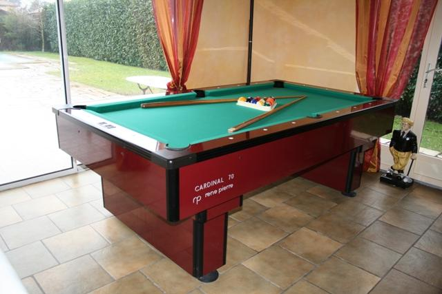 vente billard americain. Black Bedroom Furniture Sets. Home Design Ideas