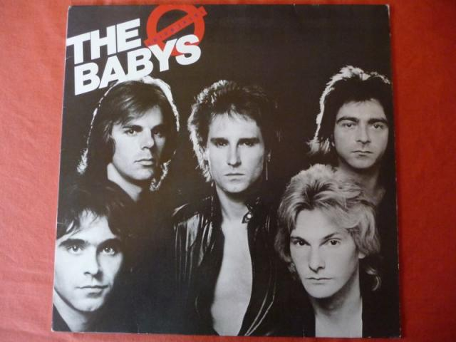 photo de Vinyl The BABYS UNION JACK