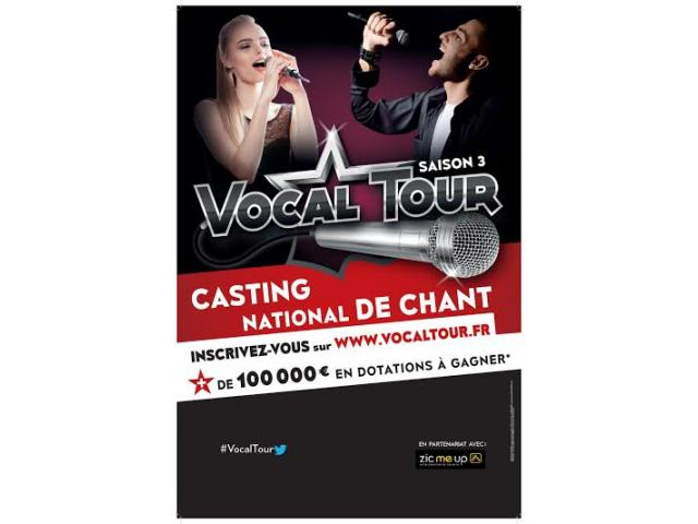 photo de Vocal Tour 2016 Le Pontet Saison 3: Spectaculaire et fascinant