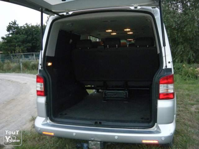 volkswagen caravelle rallongee 9 places 2 5l tdi 130cv. Black Bedroom Furniture Sets. Home Design Ideas