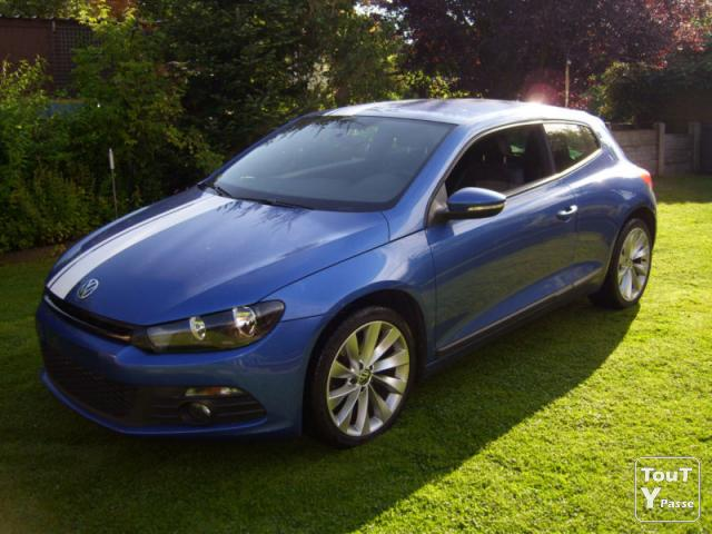 volkswagen scirocco 1 4 tsi 160 limoges 87000. Black Bedroom Furniture Sets. Home Design Ideas