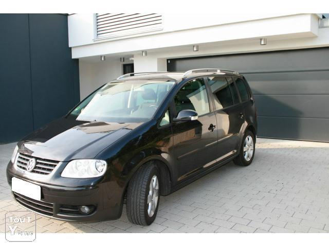 volkswagen touran 2 0 tdi 140 ch 7 places ain. Black Bedroom Furniture Sets. Home Design Ideas