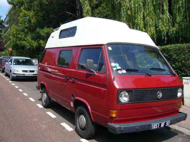 Volkswagen vw westfalia t3 sceaux 92330 for Interieur westfalia t3