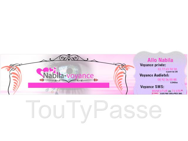 photo de voyance gratuite par mail par Nabila