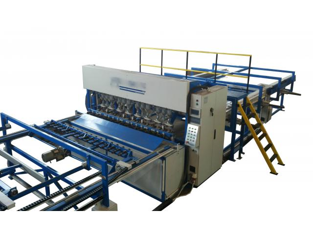 Photo Wire mesh welding machines SUMAB image 1/5