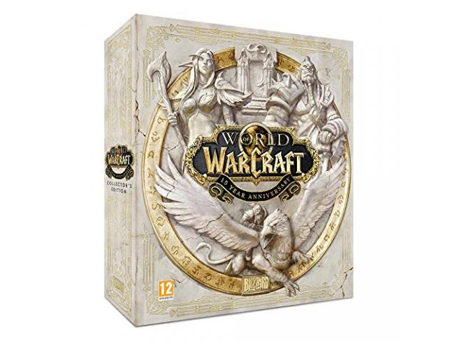 photo de World of Warcraft 15th Anniversary - Collector's Edition
