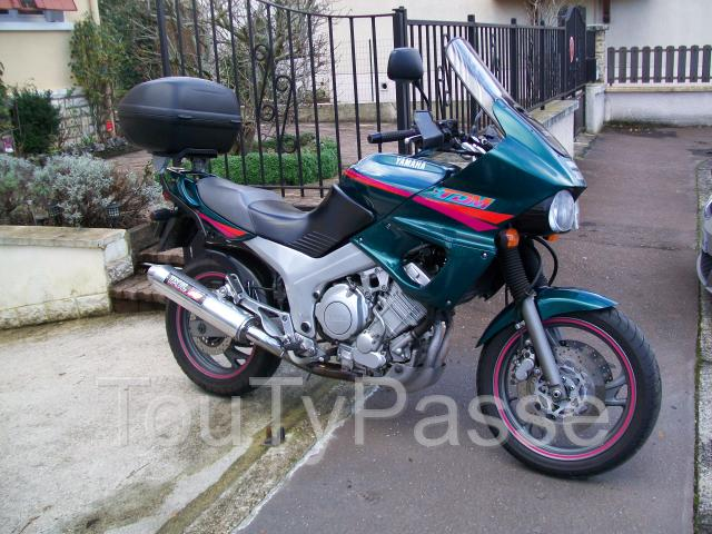 photo de YAMAHA TDM 3VD 850