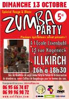photo de Zumba Party Spécial Rouge & Blanc