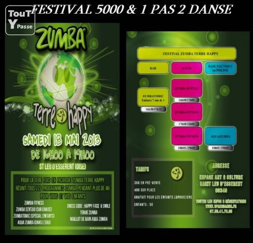 photo de ZUMBA TERRE HAPPY