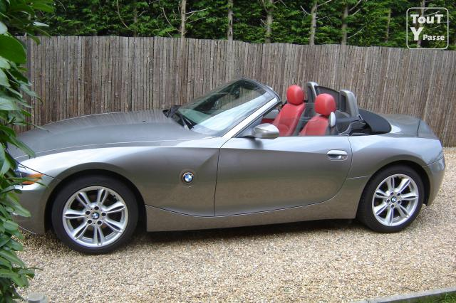 a vendre bmw z4 cabriolet wavre 1300. Black Bedroom Furniture Sets. Home Design Ideas