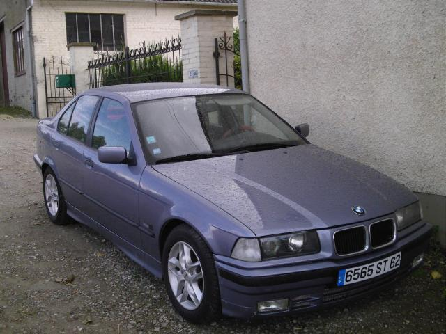 Bmw 325 tds e36 moulle 62910 for Garage bmw calais