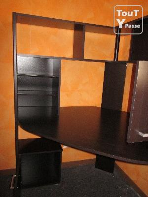 bureau informatique fly trouvez le meilleur prix sur. Black Bedroom Furniture Sets. Home Design Ideas