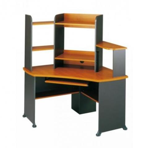 bureau informatique d 39 angle en parfait tat 65 toulouse 31000. Black Bedroom Furniture Sets. Home Design Ideas