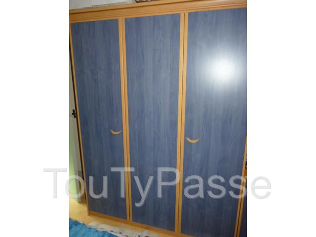 Chambre coucher compl te 1 personne aywaille 4920 for Chambre a coucher complete 2 personnes