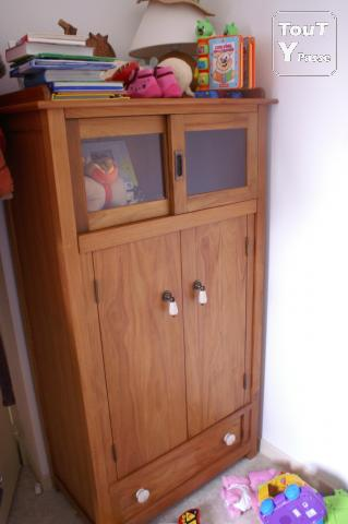 Chambre bebe bruy res 88600 - Table a langer natalys ...