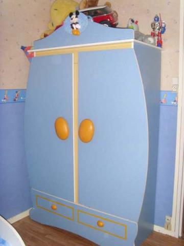 Chambre gar on mickey strasbourg 67000 for Decoration mickey chambre