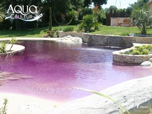Colorant pour piscine aquacouleur colomiers 31770 for Aquacouleur piscine