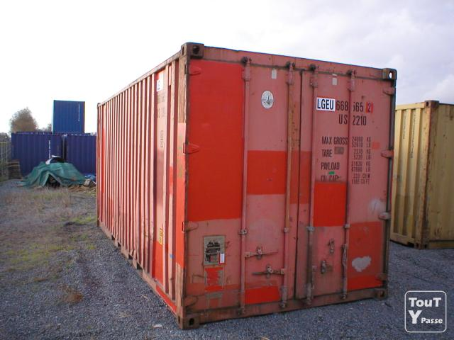 Container Marin 6 Belle Occasion
