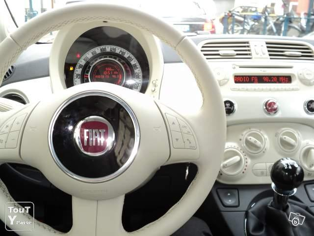 fiat 500 blanche interieur 28 images fiat 500 169 page 12 fiat 500 serie 4 1 2 69 ch lounge. Black Bedroom Furniture Sets. Home Design Ideas
