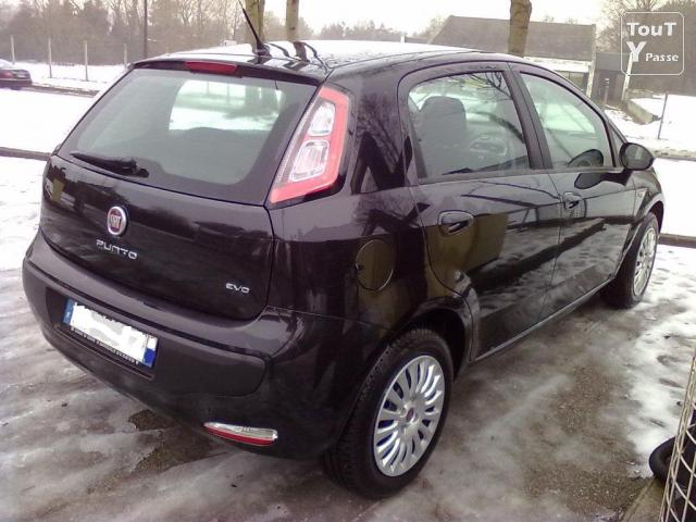 fiat punto evo dynamic amiens 80000. Black Bedroom Furniture Sets. Home Design Ideas