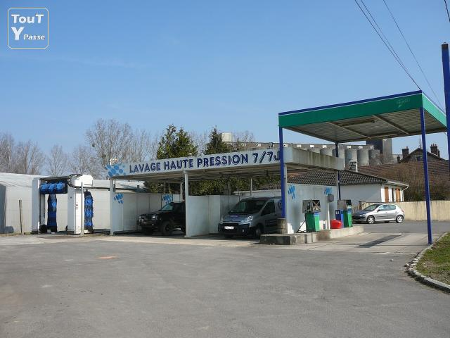 Garage auto 2 ponts local commercial lavages nangis 77370 - Vente fond de commerce garage automobile ...