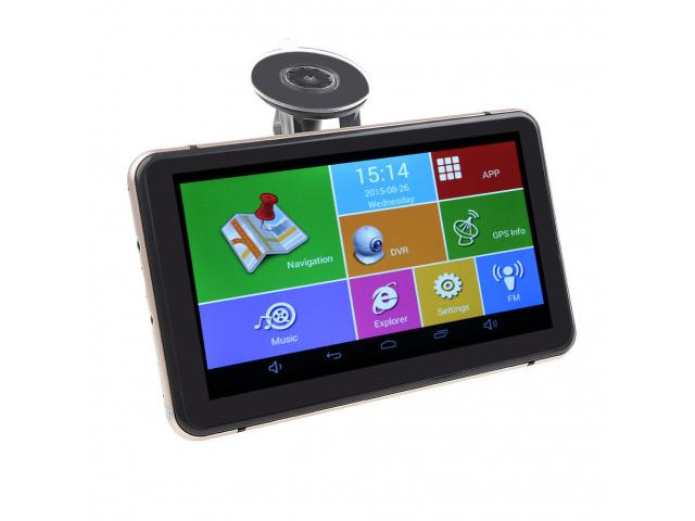 gps 7 android camion camping car voiture dashcam bruxelles capitale. Black Bedroom Furniture Sets. Home Design Ideas