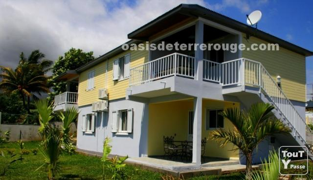 Ile de la r union 4 appartement meubl s en location for Location meuble ile de la reunion