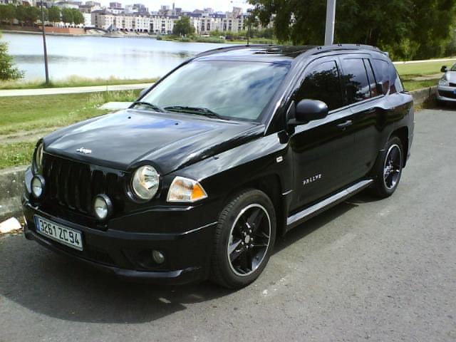 jeep compass rallye 2 0 crd limited le de france. Black Bedroom Furniture Sets. Home Design Ideas
