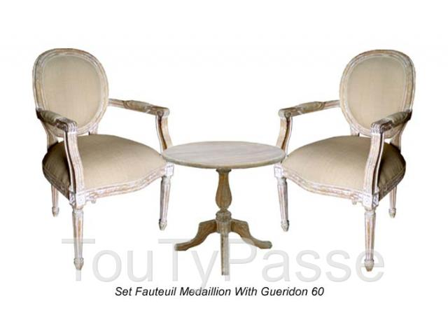 Photo Location fauteuil mariage image 2/6