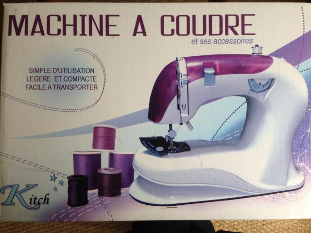Machine coudre neuve kitch thorigny sur oreuse 89260 for Machine a coudre 91