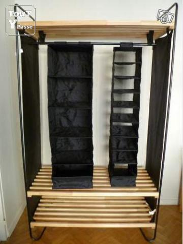 meuble rangement vetement ikea choix de l 39 ing nierie sanitaire. Black Bedroom Furniture Sets. Home Design Ideas