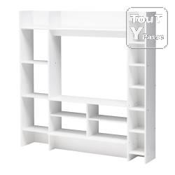 meuble tv mavas blanc ikea 50 cours la ville 69470. Black Bedroom Furniture Sets. Home Design Ideas