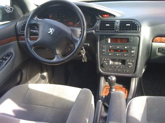 Peugeot 406 2 0 hdi 110 sv toutes options lille 59000 for Interieur 406
