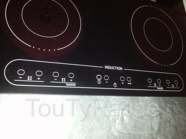 Whirlpool schott ceran induction hob manual for Plaque a induction whirlpool
