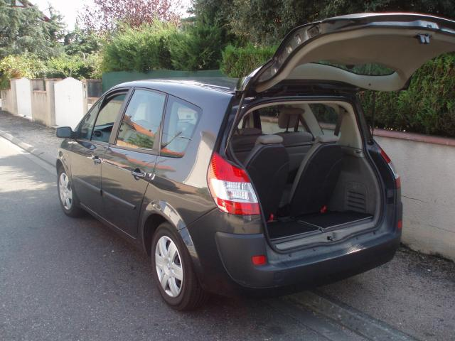 2006 renault scenic ii 1 5 dci related infomation. Black Bedroom Furniture Sets. Home Design Ideas