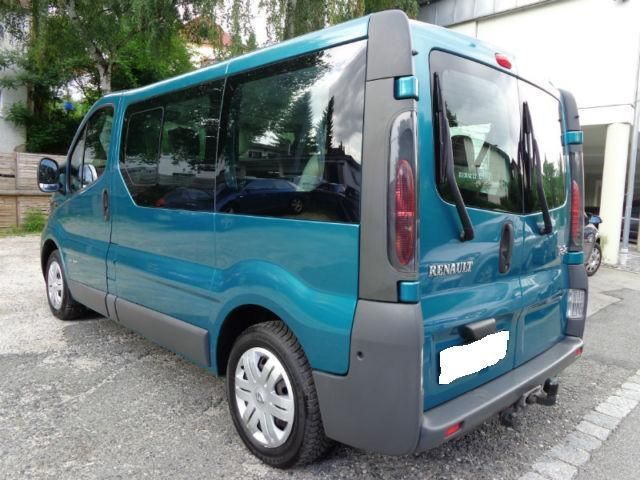 renault trafic 9 places occasion belgique. Black Bedroom Furniture Sets. Home Design Ideas