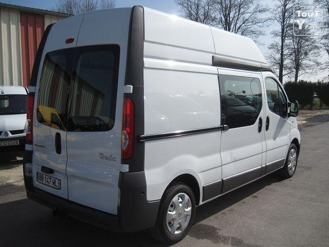 renault trafic l2h2 2 0 l dci 90 cv occasion. Black Bedroom Furniture Sets. Home Design Ideas