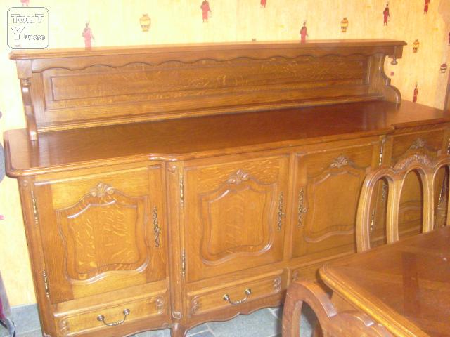 salle a manger en chene a vendre walcourt 5650. Black Bedroom Furniture Sets. Home Design Ideas