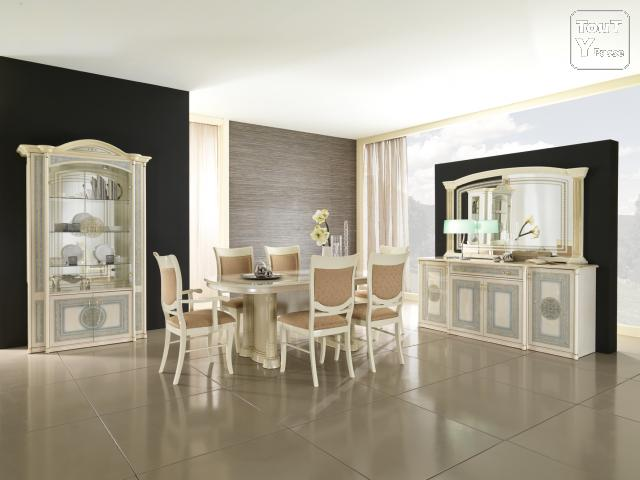 salle a manger et sejours italiens. Black Bedroom Furniture Sets. Home Design Ideas