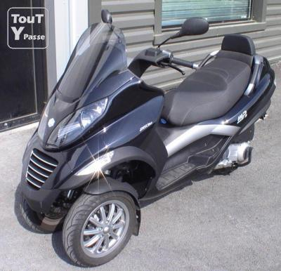 scooter mp3 piaggio 250 ie bruxelles 1000. Black Bedroom Furniture Sets. Home Design Ideas