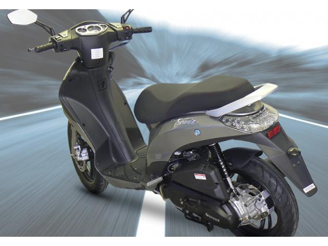 scooter orcal trevis 125cc 4 temps maine de boixe 16230. Black Bedroom Furniture Sets. Home Design Ideas