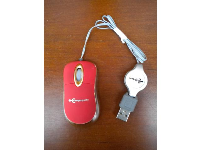 Photo SOURIS OPTIQUE PC mini « Compuparts » image 2/3