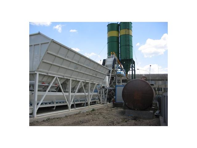 Photo Stationary concrete plant SUMAB T 40 image 2/3