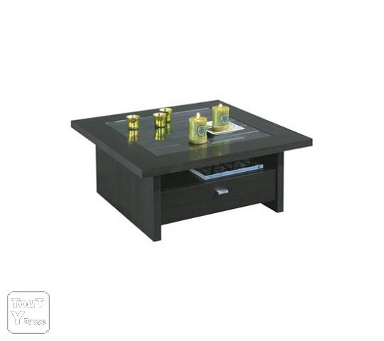 table basse orys wenge. Black Bedroom Furniture Sets. Home Design Ideas