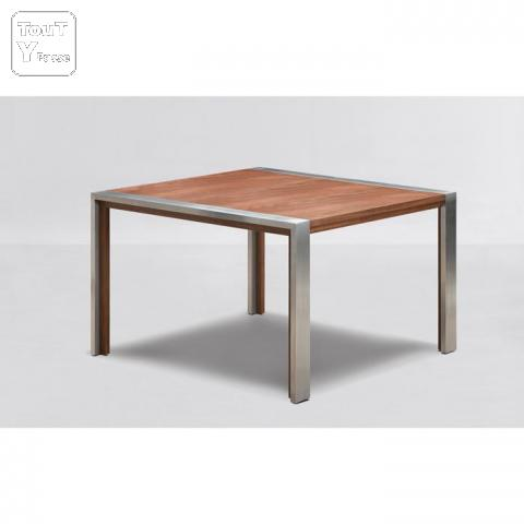 Table carree design paris - Table design carree ...