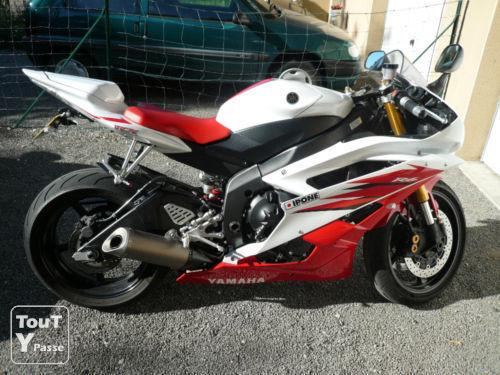 urgent yamaha r6 full 2009 nombreuse options. Black Bedroom Furniture Sets. Home Design Ideas