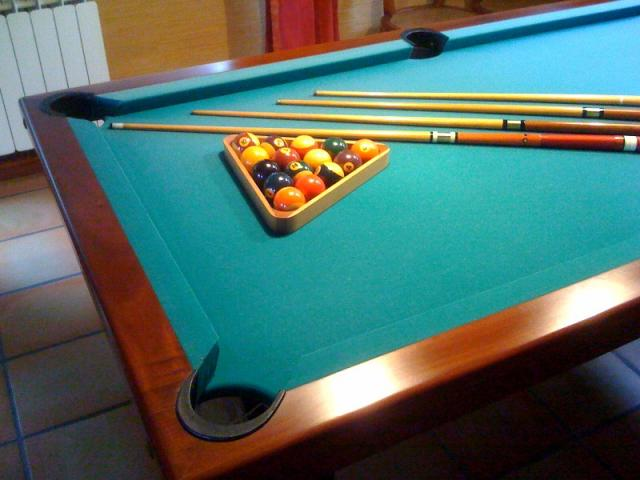 Vend billard americain table ardoise arbonne 64210 Prix d un billard table