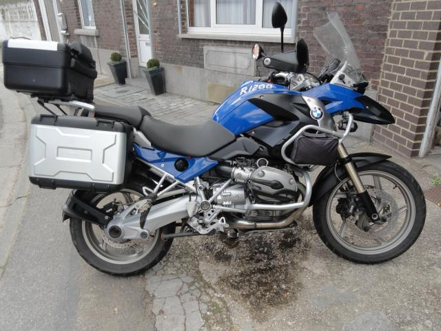 vend bmw r1200 gs hainaut. Black Bedroom Furniture Sets. Home Design Ideas
